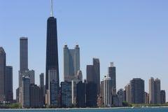 Chicago in estate Fotografie Stock Libere da Diritti