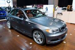 BMW in Chicago Auto toont Stock Fotografie