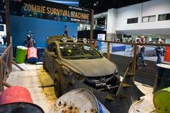 Hyundai in Chicago Auto toont Royalty-vrije Stock Afbeeldingen