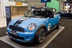 Mini in Chicago Auto toon Royalty-vrije Stock Afbeelding