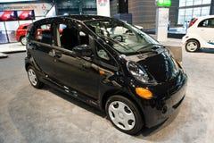 Mitsibishi in Chicago Auto toont Stock Afbeelding