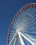 Chicago Ferris Wheel Royalty Free Stock Photos
