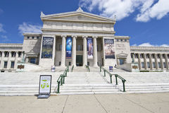 Chicago Field Museum 2013. May be used to advertise upcoming events at the field museum in Chicago Stock Photography