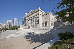 Chicago Field Museum Natural History. Pic could be used for recent events at the Field Museum in Chicago stock image