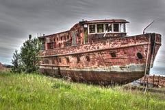 Chicago fireboat Fotografering för Bildbyråer