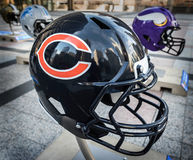 Chicago football Royalty Free Stock Photography