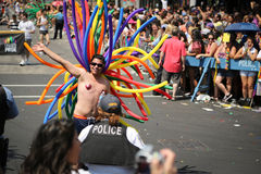 Chicago Gay Pride parade Royalty Free Stock Image