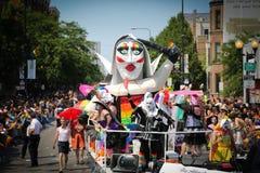 Chicago Gay Pride parade Stock Photo