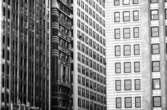 Chicago-Gebäude Stockfotos
