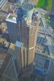 Chicago, grande città negli Stati Uniti Immagine Stock