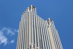 Chicago högväxt byggnad Arkivbild