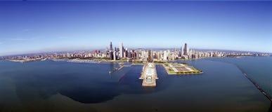 chicago hamn Arkivbilder