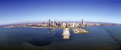Chicago Harbor Stock Images