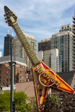 Chicago Hard Rock Cafe Royalty Free Stock Photography
