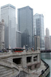 Chicago high rises Stock Images