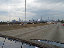 Chicago Highway Stock Image