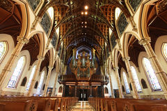 Chicago - Holy Name Cathedral Stock Photography