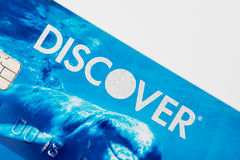 Free Chicago,IL,USA,Feb-12,2017,Close Up Of A Discover Credit Card For Editorial Use Only Stock Photography - 91887902