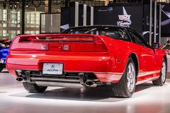 1991 Acura NSX royalty free stock images