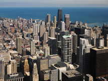 chicago illinois США Стоковые Фото