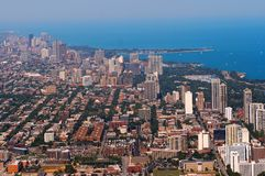 Chicago, Illinois Royalty Free Stock Photography