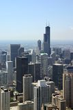 chicago illinois Royaltyfria Bilder