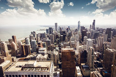 Chicago, Illinois Royalty Free Stock Photos
