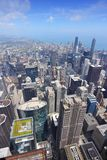 Chicago, Illinois Royalty Free Stock Images