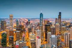 Chicago, Illinois, USA Skyline Stock Photography
