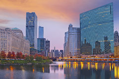 Chicago. Royalty Free Stock Images