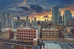 Chicago. stock photo