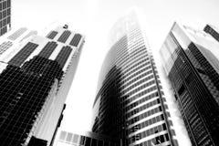 Chicago - incandescenza Fotografie Stock