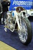 chicago indyjski motocyklu przedstawienie Zdjęcia Royalty Free