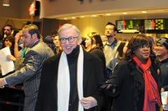 Roger Ebert Royalty-vrije Stock Afbeelding