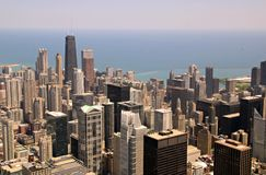 Chicago, l'Illinois photos stock