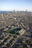 Chicago, l'Illinois. Images libres de droits