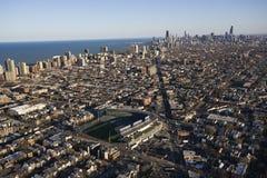 Chicago, l'Illinois. Photo libre de droits