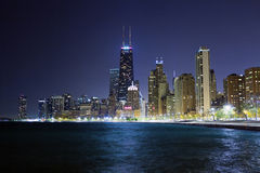 Free Chicago Lake Shore Drive Stock Photo - 25475000