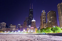 Chicago Lake Shore Drive Royalty Free Stock Photography