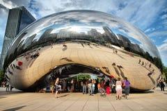 Chicago landmark Stock Image