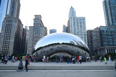 Chicago landmark Royalty Free Stock Image