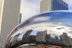 Chicago landmark, Illinois, USA Stock Photography