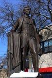 Chicago Lincoln royalty-vrije stock foto