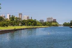 Chicago Lincoln Park Foto de archivo libre de regalías