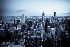 chicago linia horyzontu Zdjęcia Stock