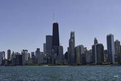 chicago linia horyzontu Obraz Stock