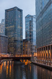 Chicago Loop Royalty Free Stock Images