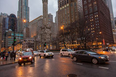 Chicago Loop Stock Photography