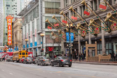 Chicago Loop Royalty Free Stock Photo