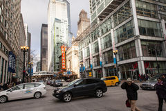 Chicago Loop Stock Images